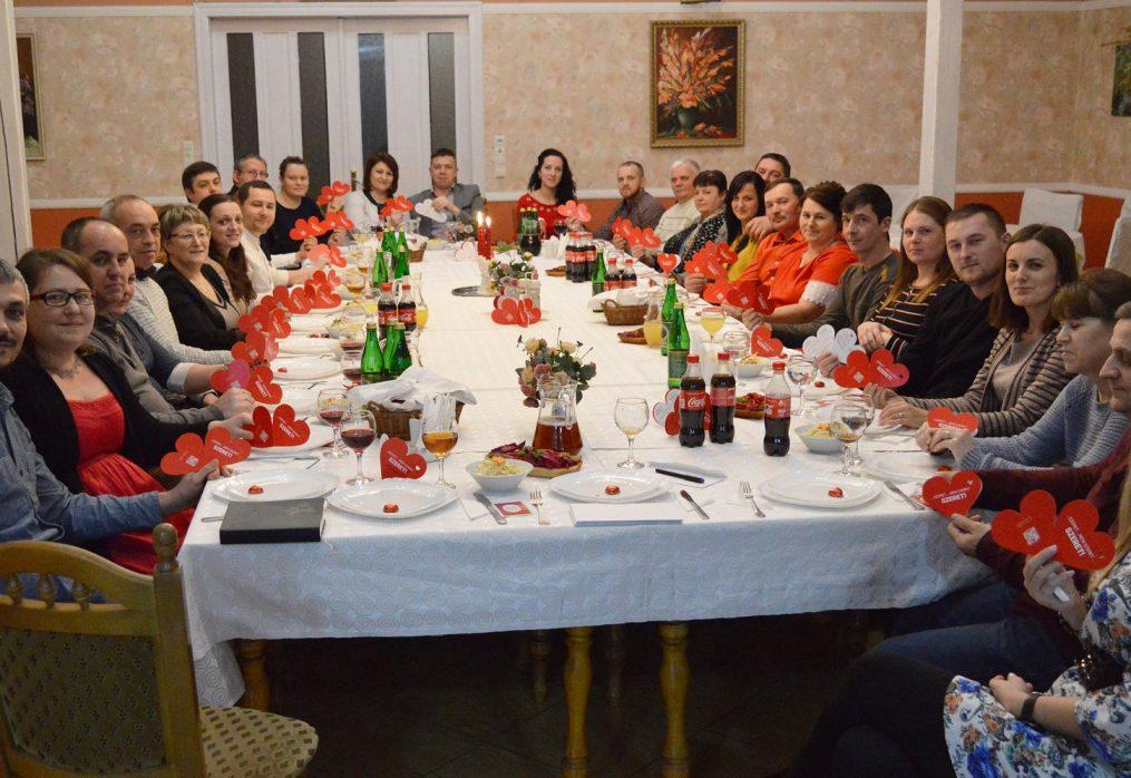 Házasság hete – közös vacsora