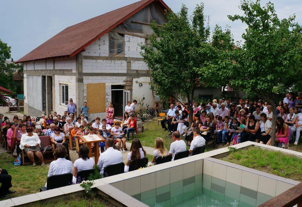 Bemerítési ünnep Zápszonyban