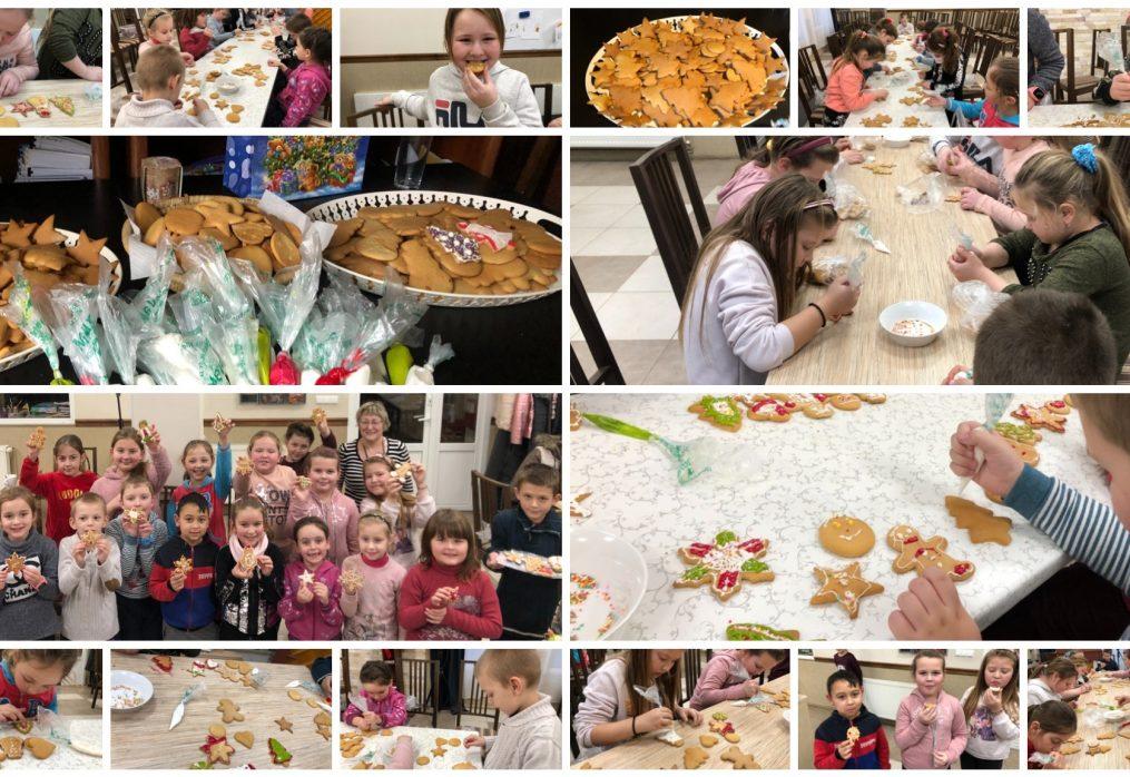 Mézeskalács készítés a gyerekekkel